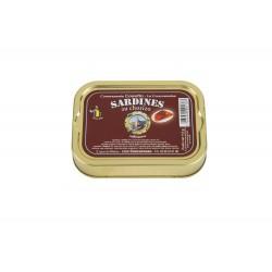 Sardine au chorizo 115 g