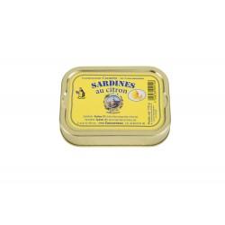 Sardine au citron 115 g