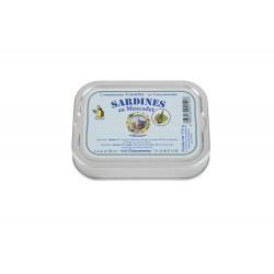 Sardine au muscadet et aux...