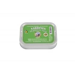 Sardine au poivre vert 115 g
