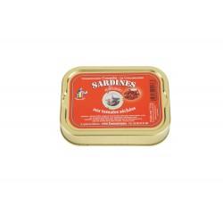Sardine aux tomates séchées...