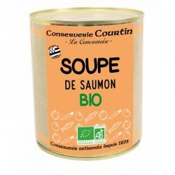 SOUPE DE SAUMON 800g