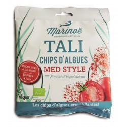 Chips d'algues haricot de...