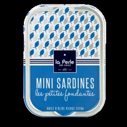 Mini sardines les fondantes...