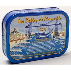 Sardines millésimées  2015...
