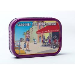Sardines à la Tropézienne...