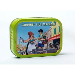 Sardines à la Tapenade 115 g