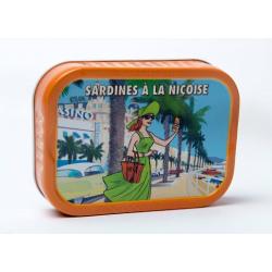 Sardines à la Niçoise 115 g