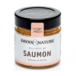 Rillettes de saumon 100 g