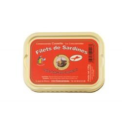 Filets de sardines aux...