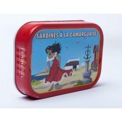 Sardines à la Camarguaise...