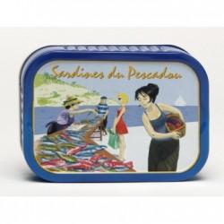Sardines au pescadou 115 g