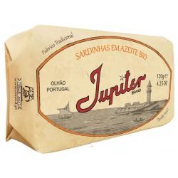 Sardines Jupiter à l'huile...