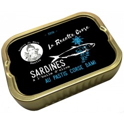 Sardines au pastis Corse...