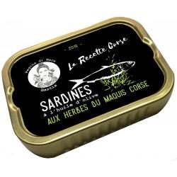 Sardines aux herbes du...