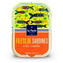 Filets de sardines en...