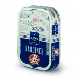 Sardines Label rouge à...
