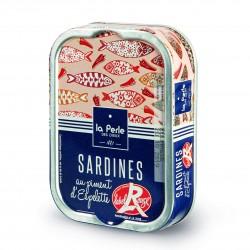 Sardines Label Rouge au...
