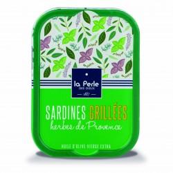 Sardines grillées aux...