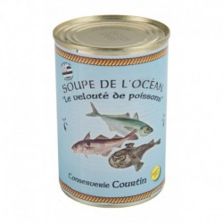 Lot de 5 soupes Océan 5x800g