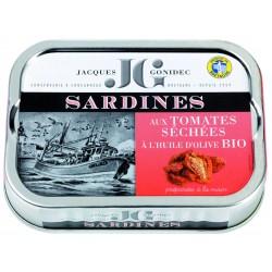 Sardines aux tomates...