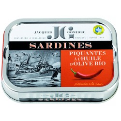 Sardines piquantes à...