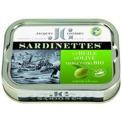 Sardinettes à l'huile...