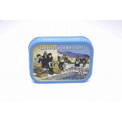 Sardines à la Bastiaise 115g