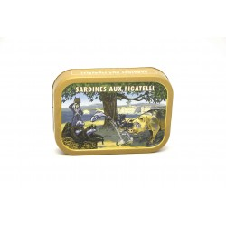 Sardines aux figatelli 115g
