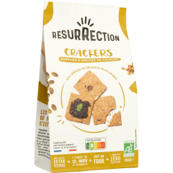 Crackers Bio sarrasin et...