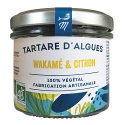 Tartare wakamé citron BIO 90 g